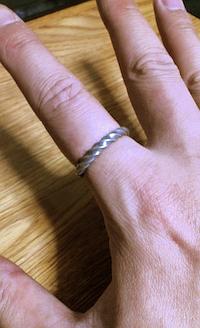 TwistRing Silver.ver