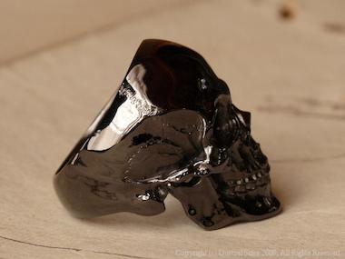ラージタナトスリング2 ブラックロジウム.ver