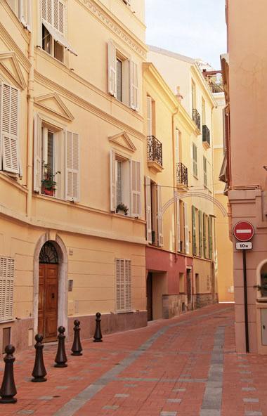 モナコ 旧市街