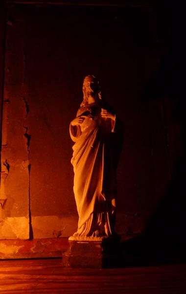 キリストの石膏像